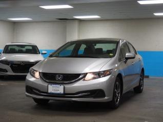 Used 2015 Honda Civic SE Sedan CVT For Sale In Staten Island, NY