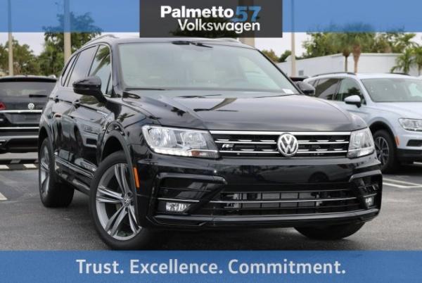 2019 Volkswagen Tiguan SEL R-Line