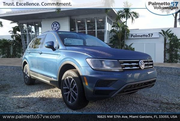 2020 Volkswagen Tiguan in Miami Gardens, FL