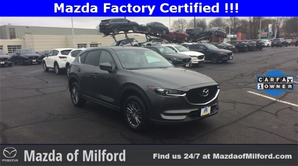 2017 Mazda CX-5 in Milford, CT