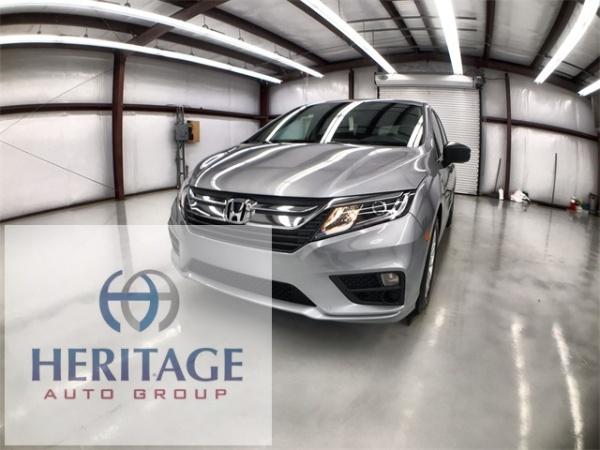 Heritage Honda Rome Ga >> 2020 Honda Odyssey Lx For Sale In Rome Ga Truecar