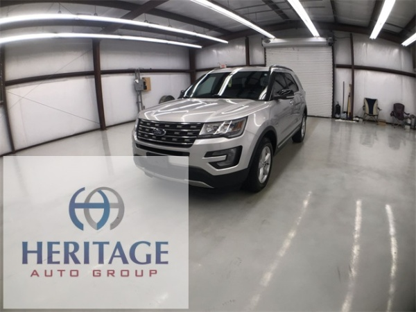 2017 Ford Explorer in Rome, GA