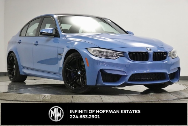 2016 Bmw M3 Sedan For Sale In Hoffman Estates Il Truecar