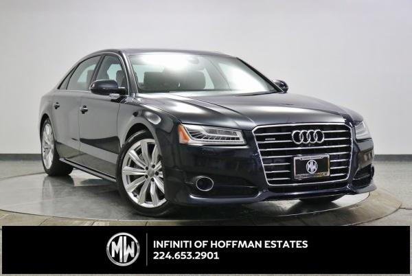 2017 Audi A8 in Hoffman Estates, IL