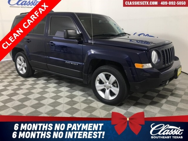 2015 Jeep Patriot in Beaumont, TX
