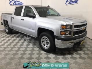 Used 2015 Chevrolet Silverado 1500 LS Crew Cab Short Box 2WD For Sale In  Beaumont,