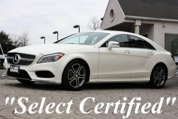 2016 Mercedes-Benz CLS CLS 400