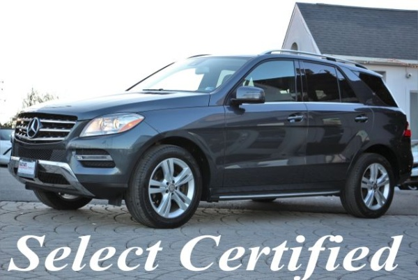 2014 Mercedes-Benz ML ML 350