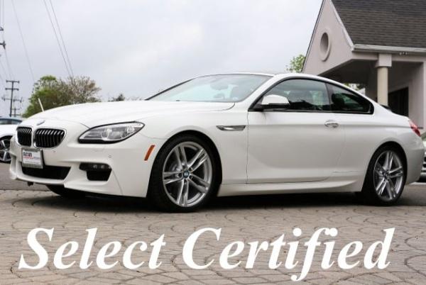 2016 BMW 6 Series 640i