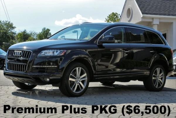 2015 Audi Q7 Premium Plus