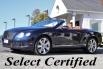 2012 Bentley Continental GT W12 Convertible for Sale in Alexandria, VA