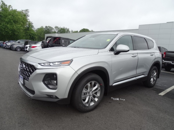 2020 Hyundai Santa Fe in North Attleboro, MA