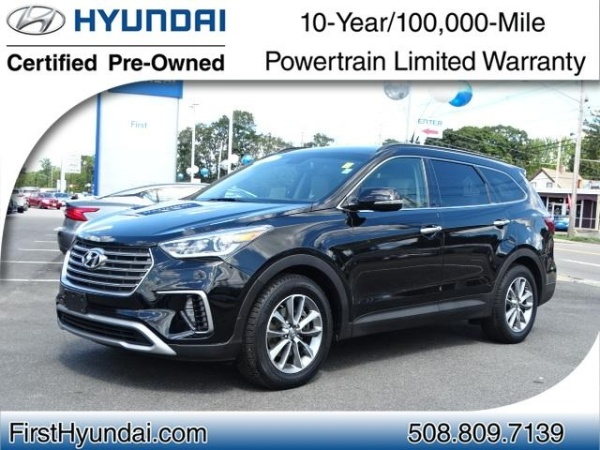 2017 Hyundai Santa Fe in North Attleboro, MA
