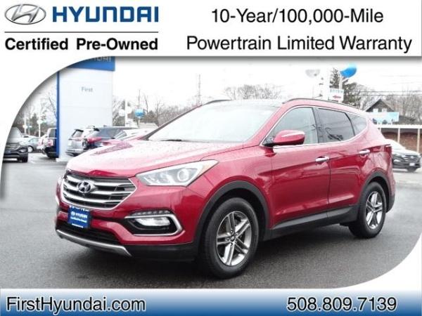 2017 Hyundai Santa Fe Sport in North Attleboro, MA