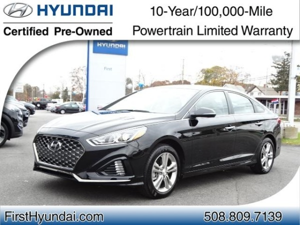 2019 Hyundai Sonata in North Attleboro, MA