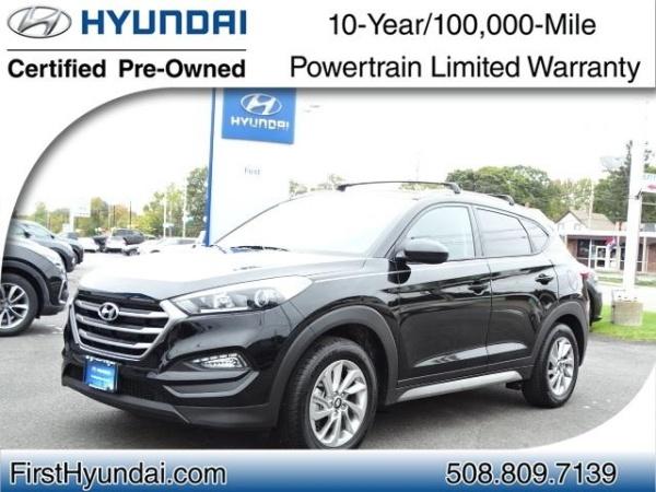 2017 Hyundai Tucson in North Attleboro, MA