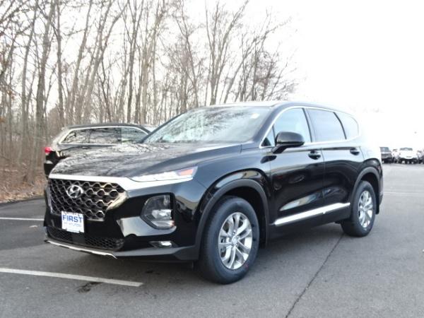 2020 Hyundai Santa Fe in North Attleboro, MA