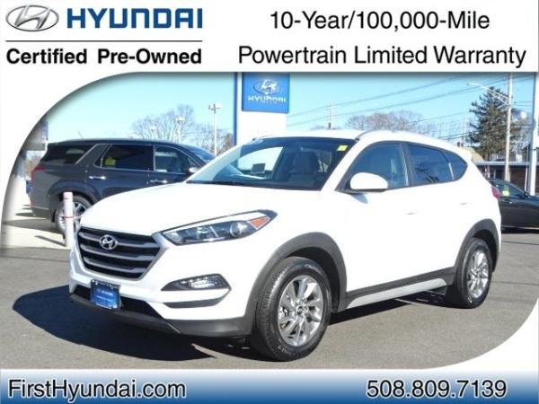 2018 Hyundai Tucson in North Attleboro, MA