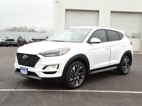 2020 Hyundai Tucson in North Attleboro, MA