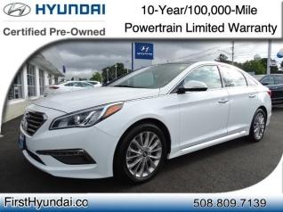 Used 2015 Hyundai Sonata Limited 2.4L (PZEV) For Sale In North Attleboro,