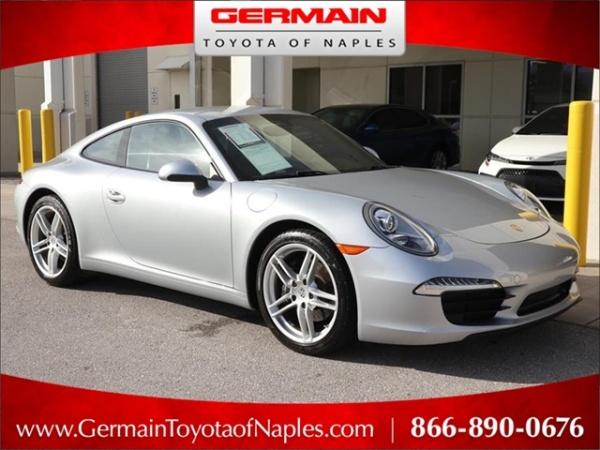 2014 Porsche 911 Carrera For Sale In Naples Fl Truecar