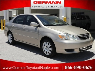 Used 2004 Toyota Corollas for Sale | TrueCar