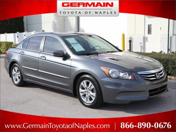 2011 Honda Accord in Naples, FL