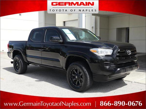 2016 Toyota Tacoma in Naples, FL