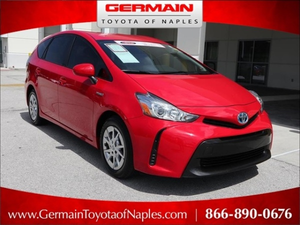 used toyota prius v for sale in cape coral fl u s news world report. Black Bedroom Furniture Sets. Home Design Ideas