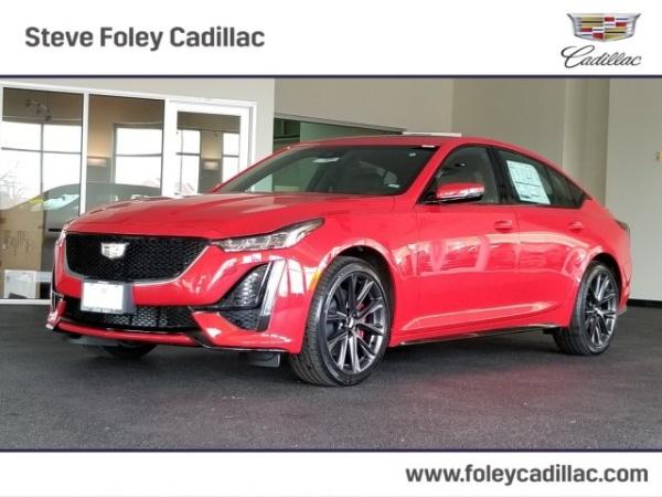 2020 Cadillac Ct5 Sport For Sale In Northbrook Il Truecar