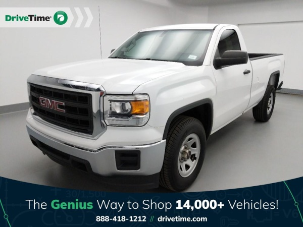 2014 GMC Sierra 1500 1500