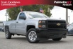 2014 Chevrolet Silverado 1500 Work Truck with 1WT Regular Cab Long Box 2WD for Sale in Miami, FL