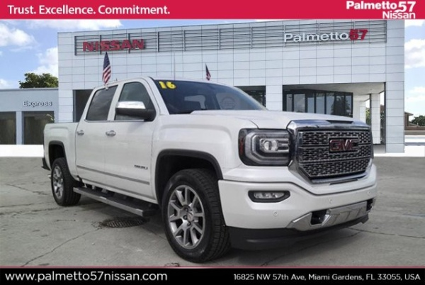 2016 GMC Sierra 1500 in Miami Gardens, FL