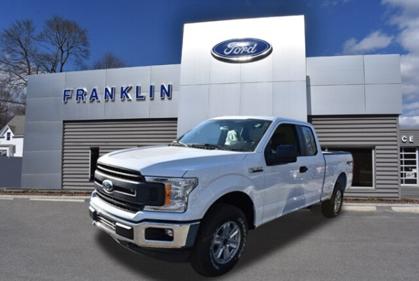 2019 Ford F-150 in Franklin, MA