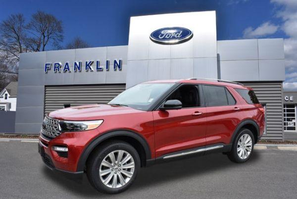 2020 Ford Explorer in Franklin, MA