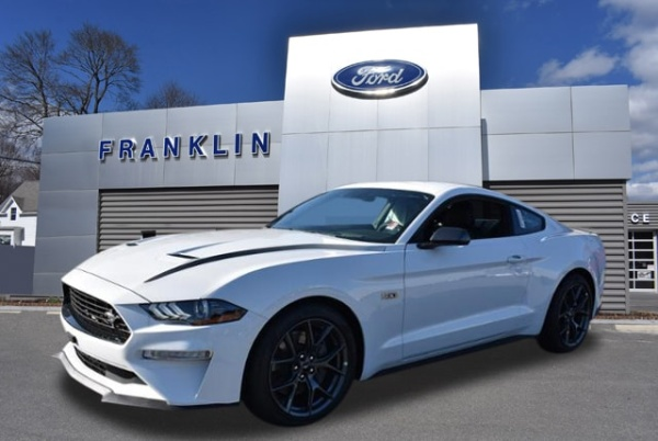 2020 Ford Mustang in Franklin, MA