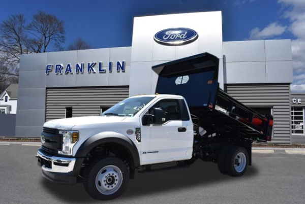 2019 Ford Super Duty F-550 in Franklin, MA