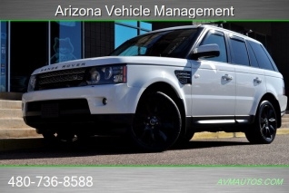 Range Rover Scottsdale >> Used Land Rover Range Rover Sports For Sale In Scottsdale