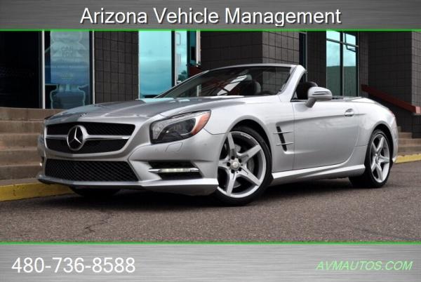 2013 Mercedes-Benz SL in Scottsdale, AZ