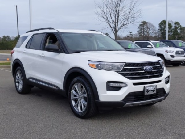 2020 Ford Explorer in Sanford, NC