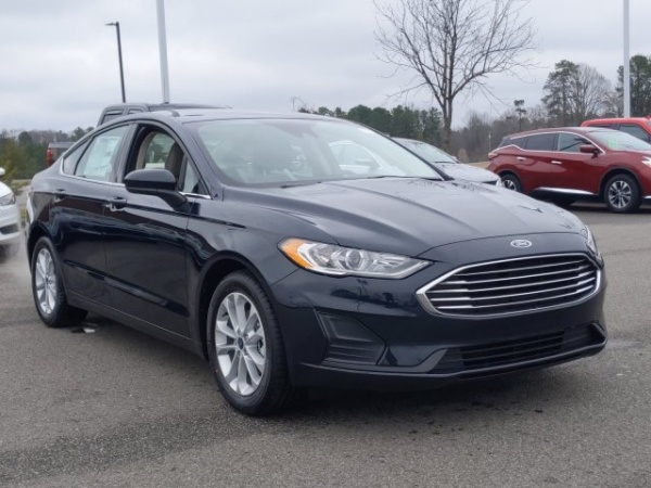 2020 Ford Fusion in Sanford, NC