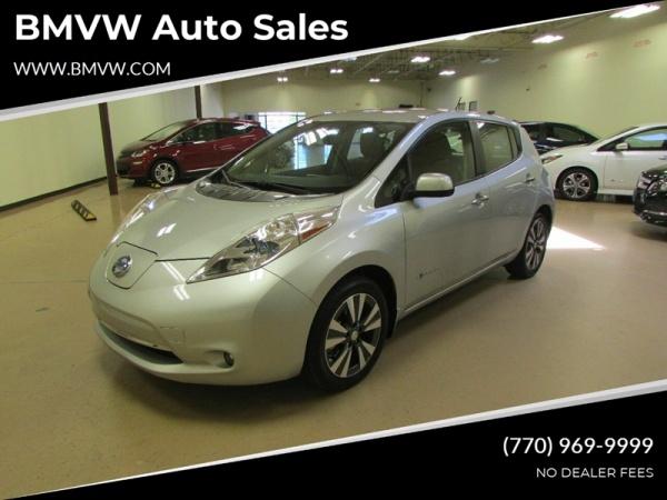 Union City Nissan >> 2015 Nissan Leaf Sl For Sale In Union City Ga Truecar