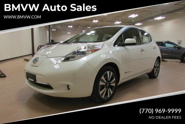 2016 Nissan LEAF in Union City, GA