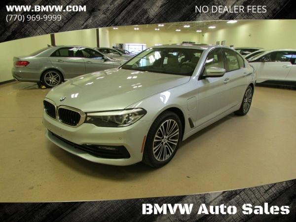 2018 BMW 5 Series 530e iPerformance