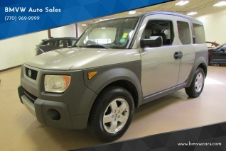 Used 2003 Honda Element EX 4WD Automatic For Sale In Union City, GA