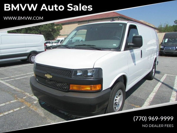 Car Dealerships In Union City Ga >> 2019 Chevrolet Express Cargo Van 2500 Swb For Sale In Union