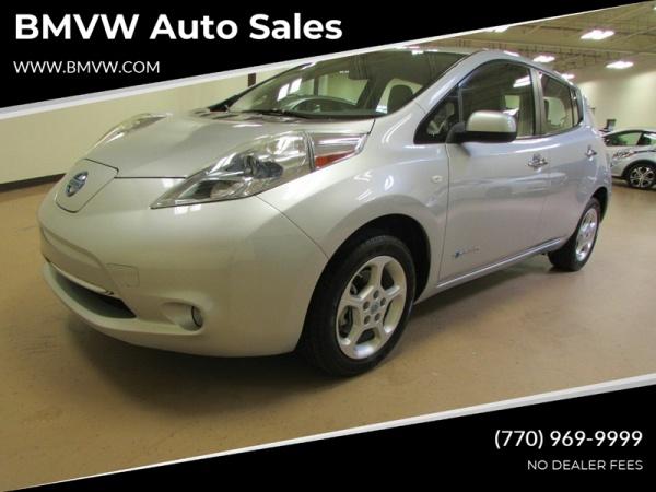 Union City Nissan >> 2011 Nissan Leaf Sl For Sale In Union City Ga Truecar