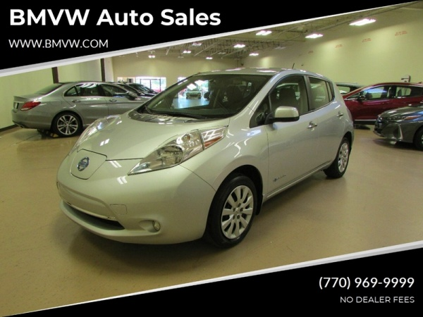 Union City Nissan >> 2015 Nissan Leaf S For Sale In Union City Ga Truecar