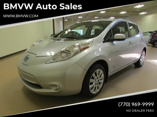 Nissan Of Union City >> Used Nissan Leafs For Sale In Union City Ga Truecar