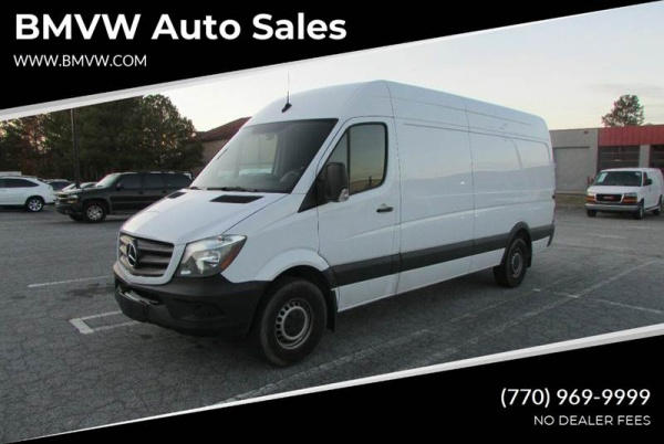2018 Mercedes-Benz Sprinter Cargo Van in Union City, GA